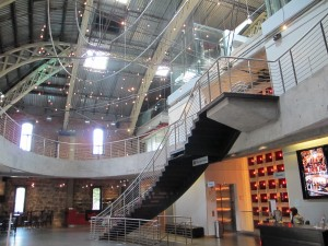 Port Armory lobby 1