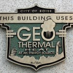 geothermal sign