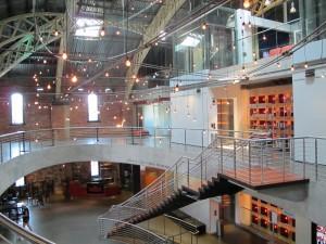 Port Armory Lobby 2